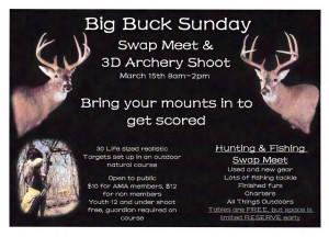 Big Buck Sunday